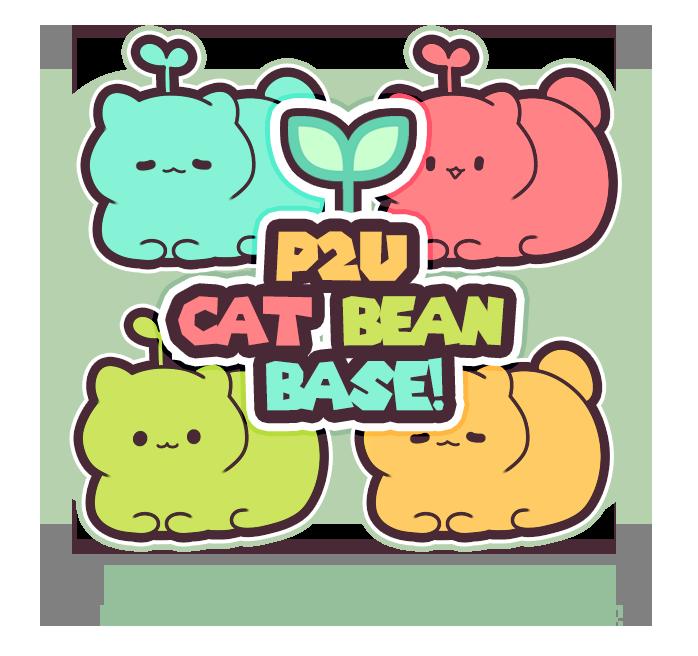 Cat Bean Base - ( 100 points! ) by blushbun