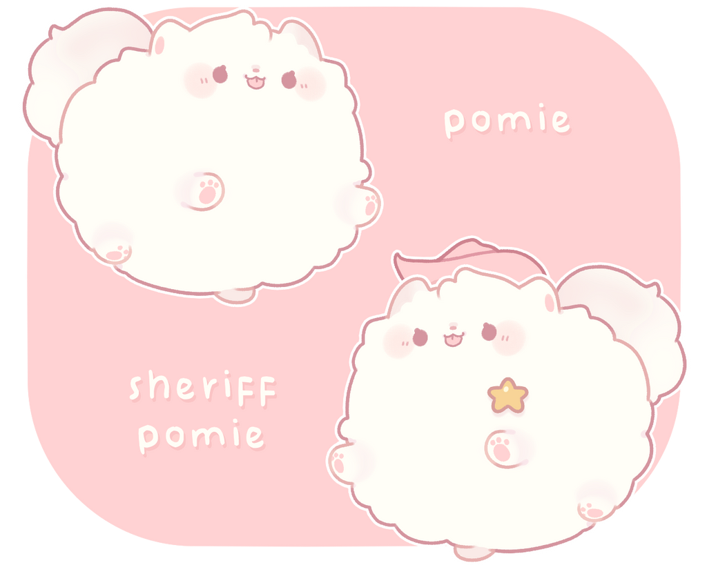 pomie - feral reference!