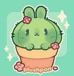 a cactus bun!