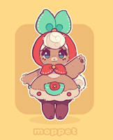 little miss moppet by plushpon