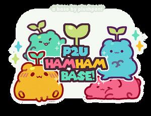 P2U Ham-ham Base! (200 points!)