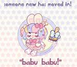 custom paint brush villager: Baby Rabbit!