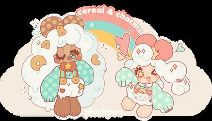 marshmallows with breakfast???