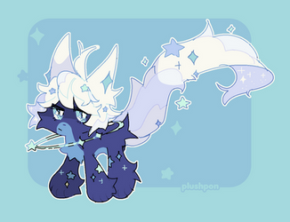 old makeover redo: Staryons by plushpon