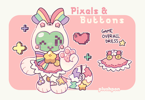 custom: D0Ilie by plushpon