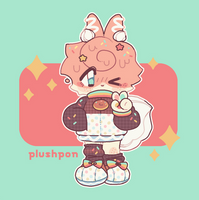 donuts and sprinkles by plushpon