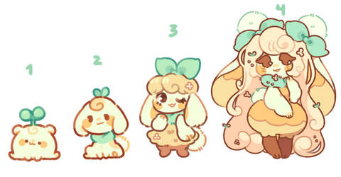 OPEN selling unused character(s)! by plushpon
