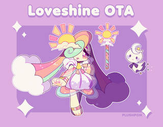 OPEN Loveshine OTA by plushpon