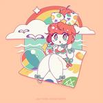 Fruity Cutie! | T-shirt Design