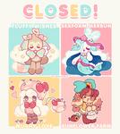 CLOSED: Summer Mascot Batch!
