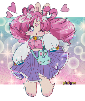 CLOSED| 90's Bishoujo Bunny Idol!
