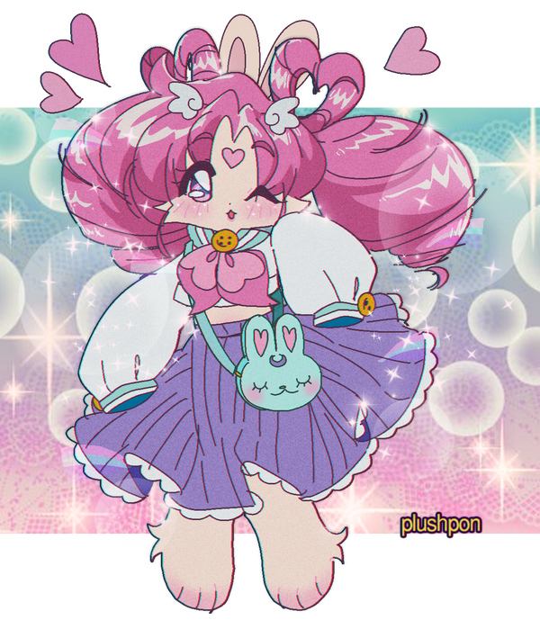 CLOSED| 90's Bishoujo Bunny Idol!
