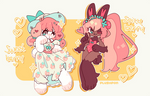 CLOSED | Redesign OTA | Berry Bunny Sisters