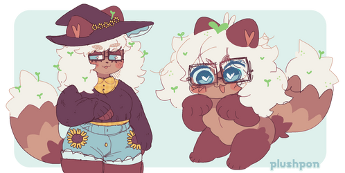 new sona: sleepy coffee witch