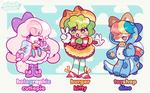 CLOSED | Cute Shop Mascots!