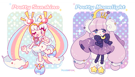 CLOSED | Sun and Moon Mahou Shoujo!