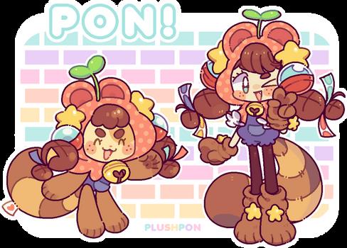 Pon! | Plushpon Mascot