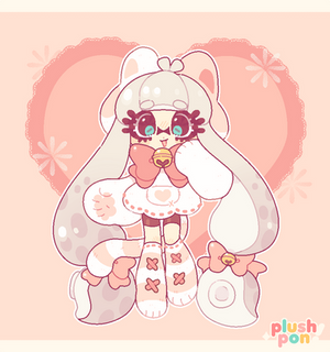 redesign| sowft a cuddly inkling