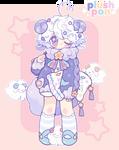 custom| sleepy sheep boy