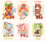 CLOSED| Animal Crossing Villager Mascots!