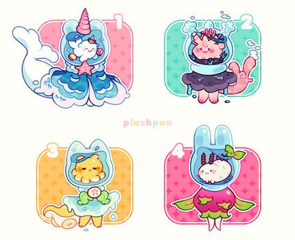 CLOSED| Bubble Babies!
