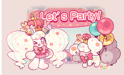 CLOSED Mascot Shop| Let's Party!