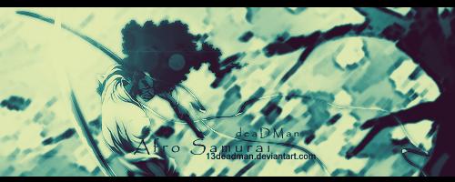 Afro Samurai :redone: by 13deadman