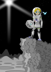 [Commission] Link's Moon Exploration by ZhmieXD