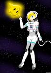 [Commission] Rosalina's Leisure Spacewalk