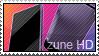 Zune HD Stamp by Kiboku