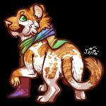 LION LIGER TIGER by Kiboku