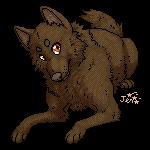 pixel dawg by Kiboku