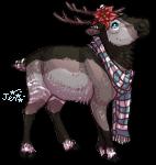 winter lady by Kiboku