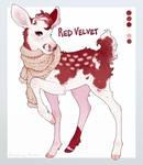 Red Velvet Doe Adopt - SOLD