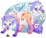 Sweet Sybil - Litter Pup Commission