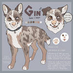 Gin - SOLD