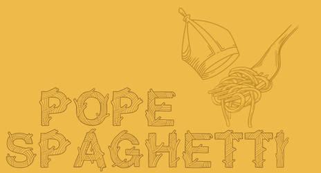 FNF - Pope Spaghetti