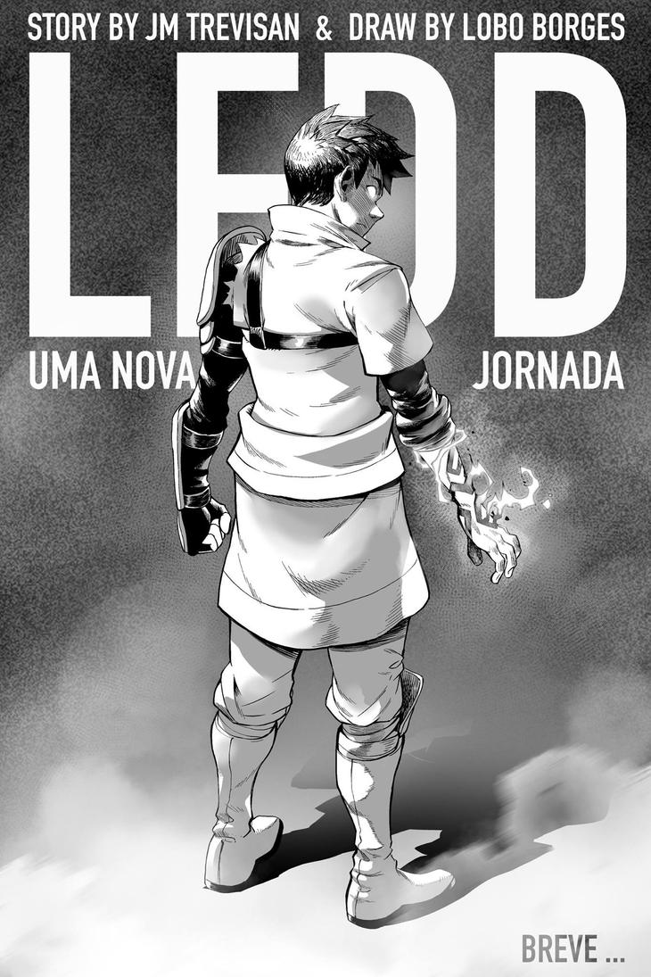 Ledd Is Coming by loboborges