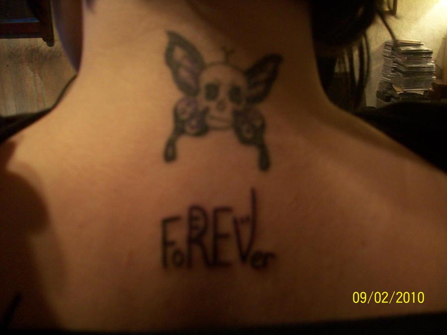 Jimmy Memorial Tattoo By Tatanlegs6661 On Deviantart