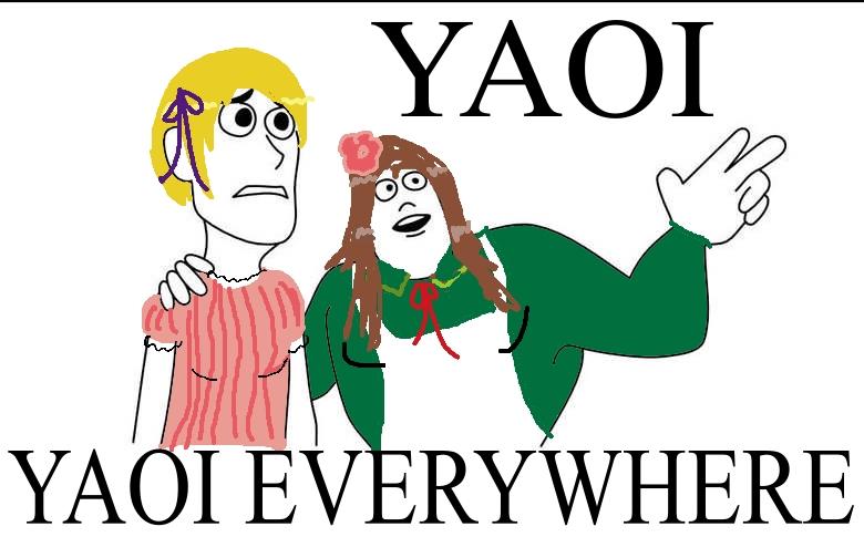 yaoi everywhere