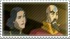 Lin Bei Fong x Tenzin Stamp by SummerLovesPeace