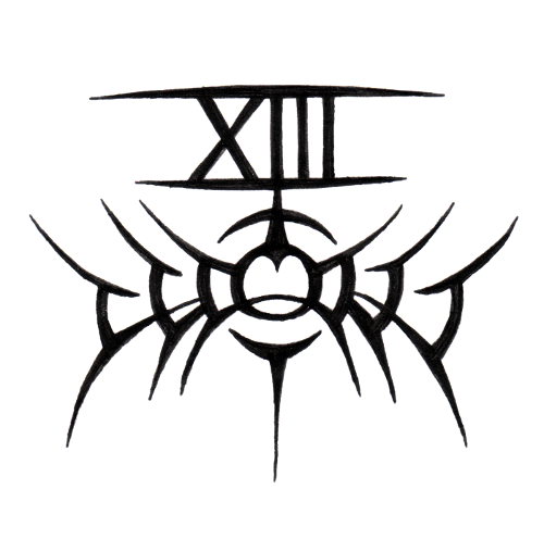 Red XIII's Tattoo by Arisu-Usagi
