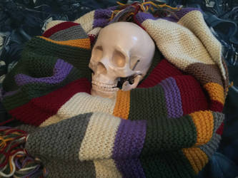 Doctor Who Scarf by Loki-Of-Sassgaard