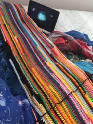 WIP - Scrap Blanket by Loki-Of-Sassgaard