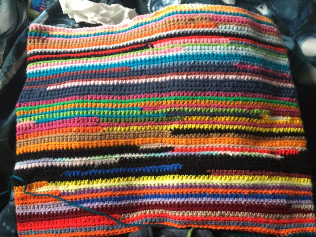 Scrap Blanket - WIP by Loki-Of-Sassgaard