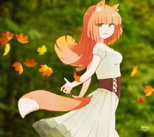 Autumn Fox Girlie
