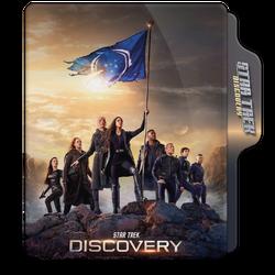 Star Trek Discovery S3 by Wake2skate