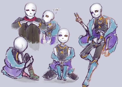 LustGold Sketches