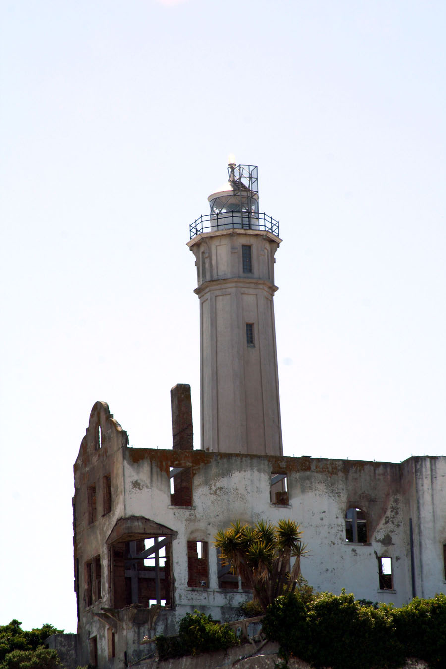 La Carcel de Alcatraz y sus fenomenos paranormales
