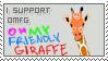 I Support OMFG by BoingoWoingo